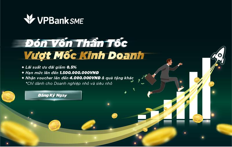Vay ưu đãi từ VPBank - Chìa khóa giúp DN nhỏ bứt phá sau đại dịch - Ảnh 2.