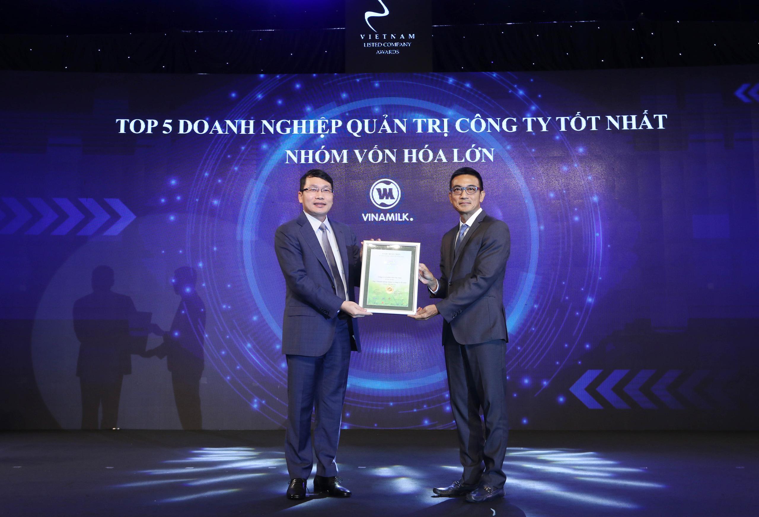 Vinamilk dẫn đầu tại Việt Nam và thuộc top Asean về quản trị công ty - Ảnh 3.
