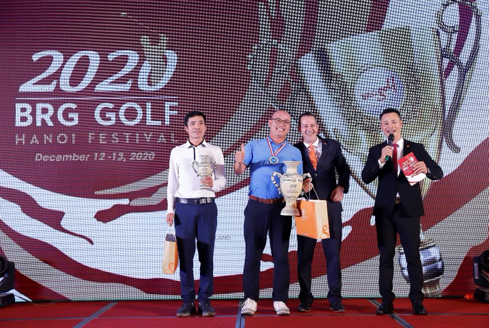 Giải BRG Golf Hanoi Festival 2020 với tình yêu thể thao - Ảnh 3.