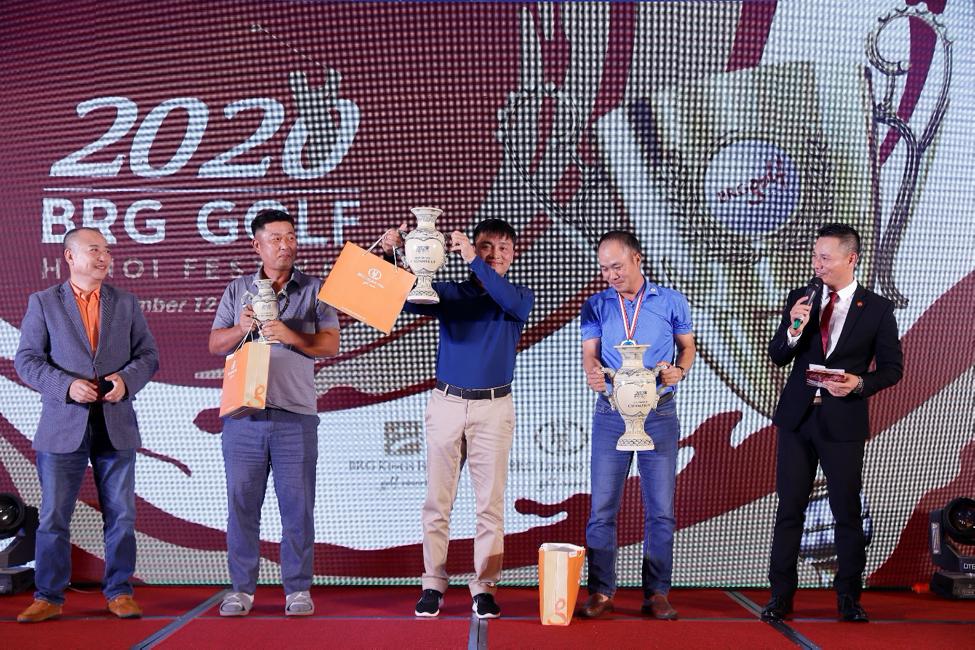 Giải BRG Golf Hanoi Festival 2020 với tình yêu thể thao - Ảnh 4.
