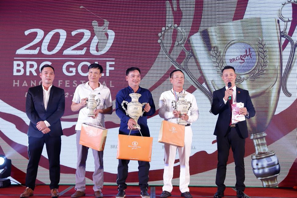 Giải BRG Golf Hanoi Festival 2020 với tình yêu thể thao - Ảnh 6.