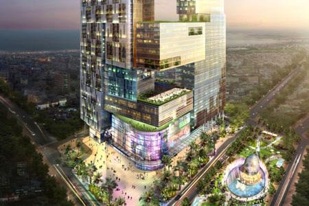 Công ty của ông Đặng Thành Tâm là chủ mới dự án 'đắp chiếu' hơn 10 năm ở trung tâm Đà Nẵng