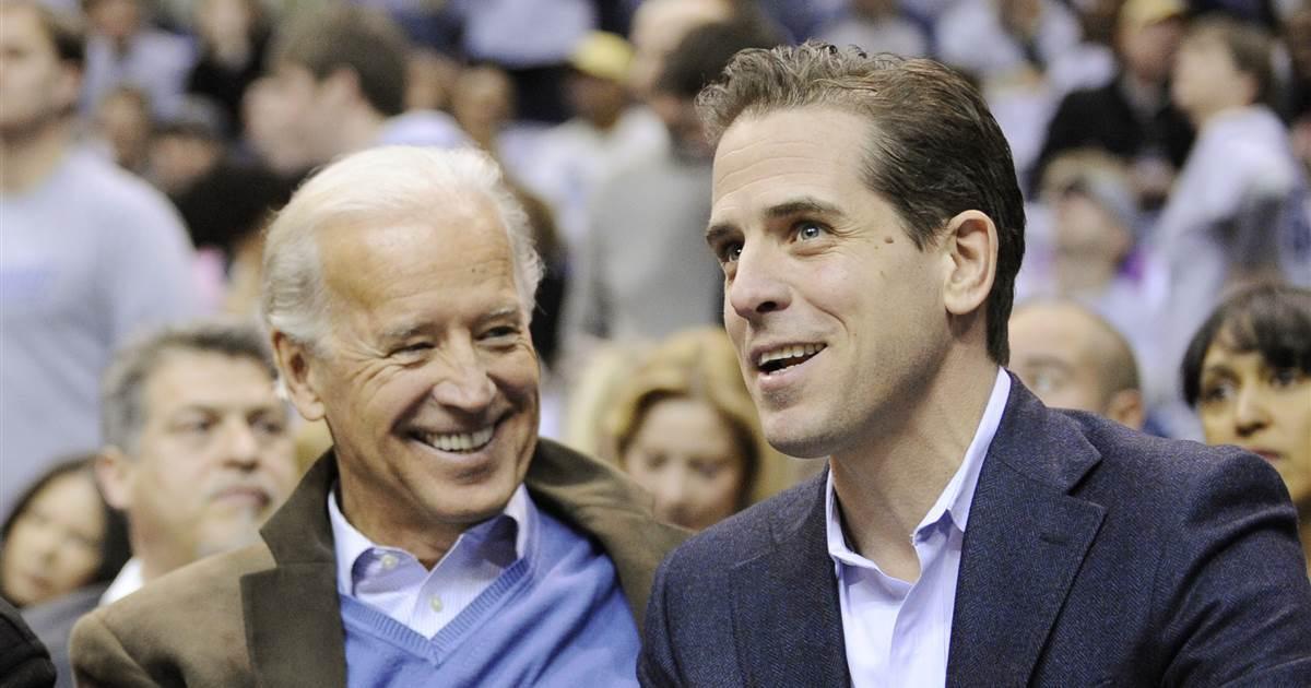 Ông Biden: 'Sử dụng con trai tôi như một công cụ chính trị là trò chơi xấu' - Ảnh 1.