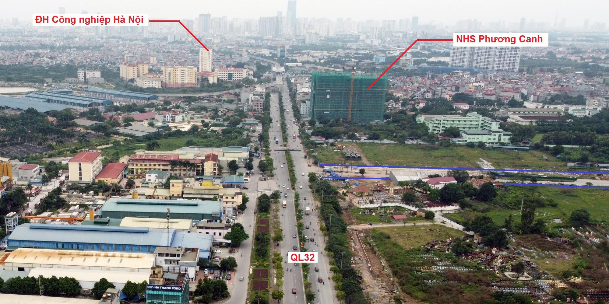 Ba đường sẽ mở theo qui hoạch ở xã Kim Chung, Hoài Đức, Hà Nội - Ảnh 12.