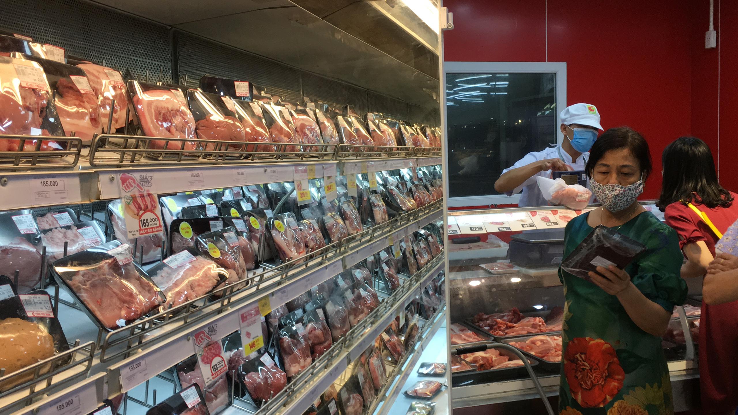 Đà Nẵng sẽ bán thịt heo thấp hơn thị trường 5.000 đồng/kg, dự trữ đến 1.300 tấn Tết Tân Sửu 2021 - Ảnh 1.