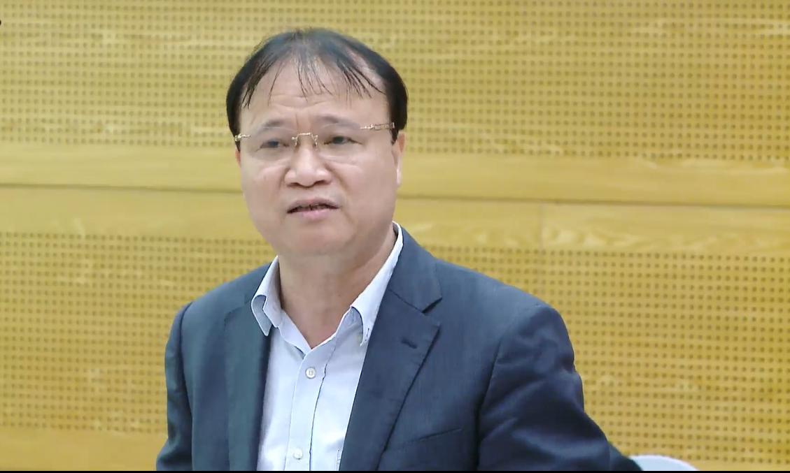 Thứ trưởng Đỗ Thắng Hải: Tạm dừng bổ sung dự án điện mặt trời để chờ Qui hoạch điện VIII - Ảnh 1.