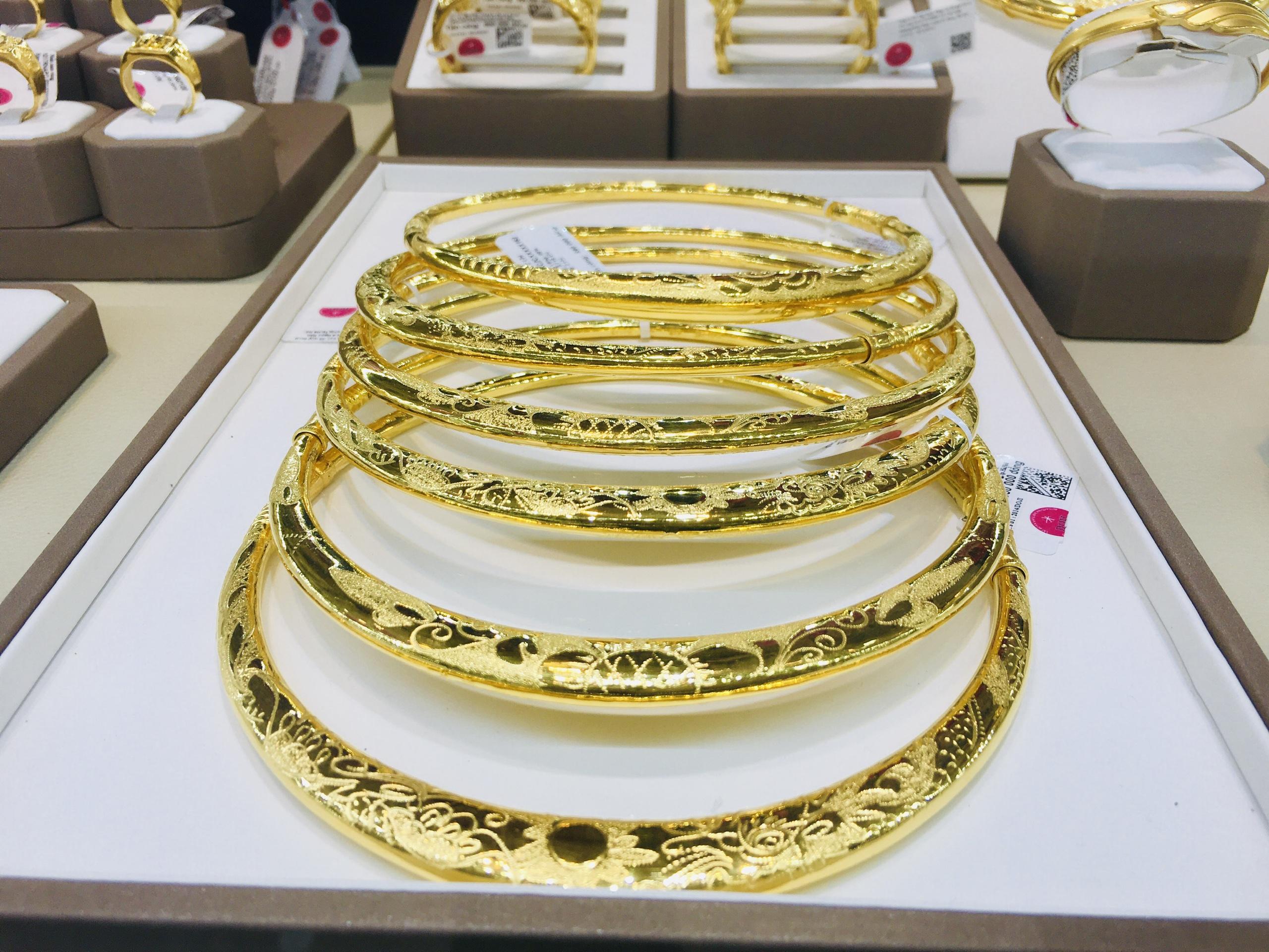 Chỉ số giá vàng tháng 11 tăng hơn 30% - Ảnh 1.