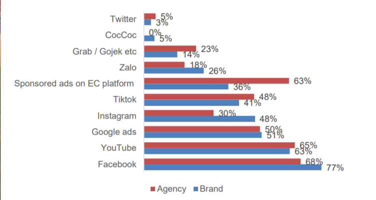 Cơ hội cho thương mại điện tử cạnh tranh với Facebook, YouTube trên thị trường quảng cáo trực tuyến - Ảnh 1.