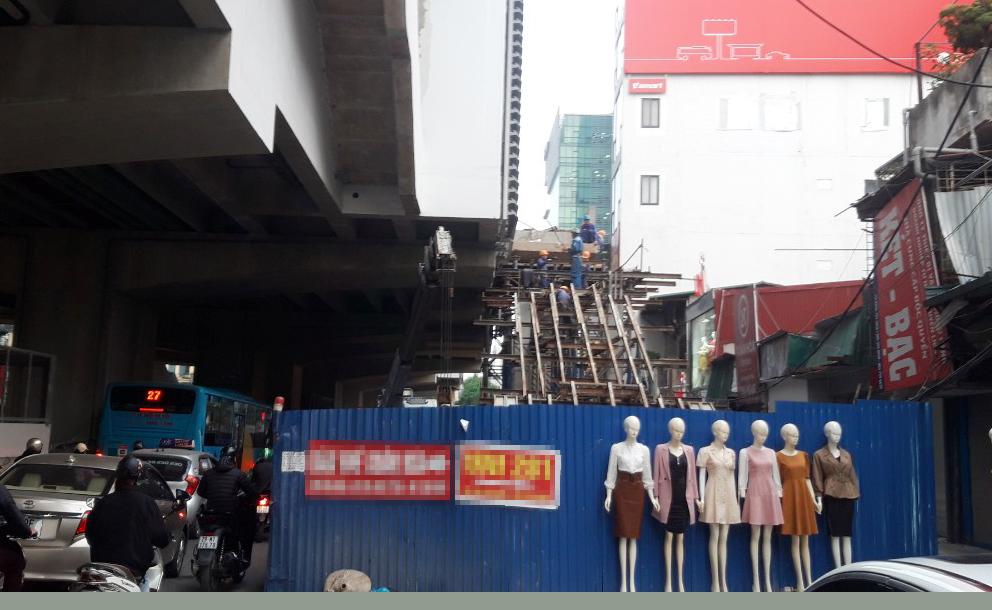 Đã bố trí hàng chục tỉ đồng hỗ trợ chủ đầu tư quản lí, đường sắt Nhổn - Ga Hà Nội vẫn chậm tiến độ - Ảnh 3.