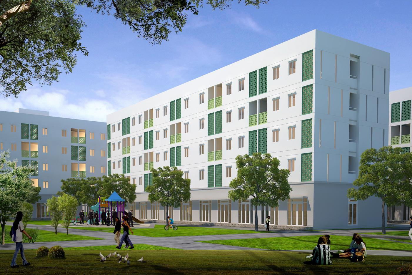 Đà Nẵng xây 400 căn nhà cho thuê với tổng vốn 320 tỷ đồng   Việt Nam Mới