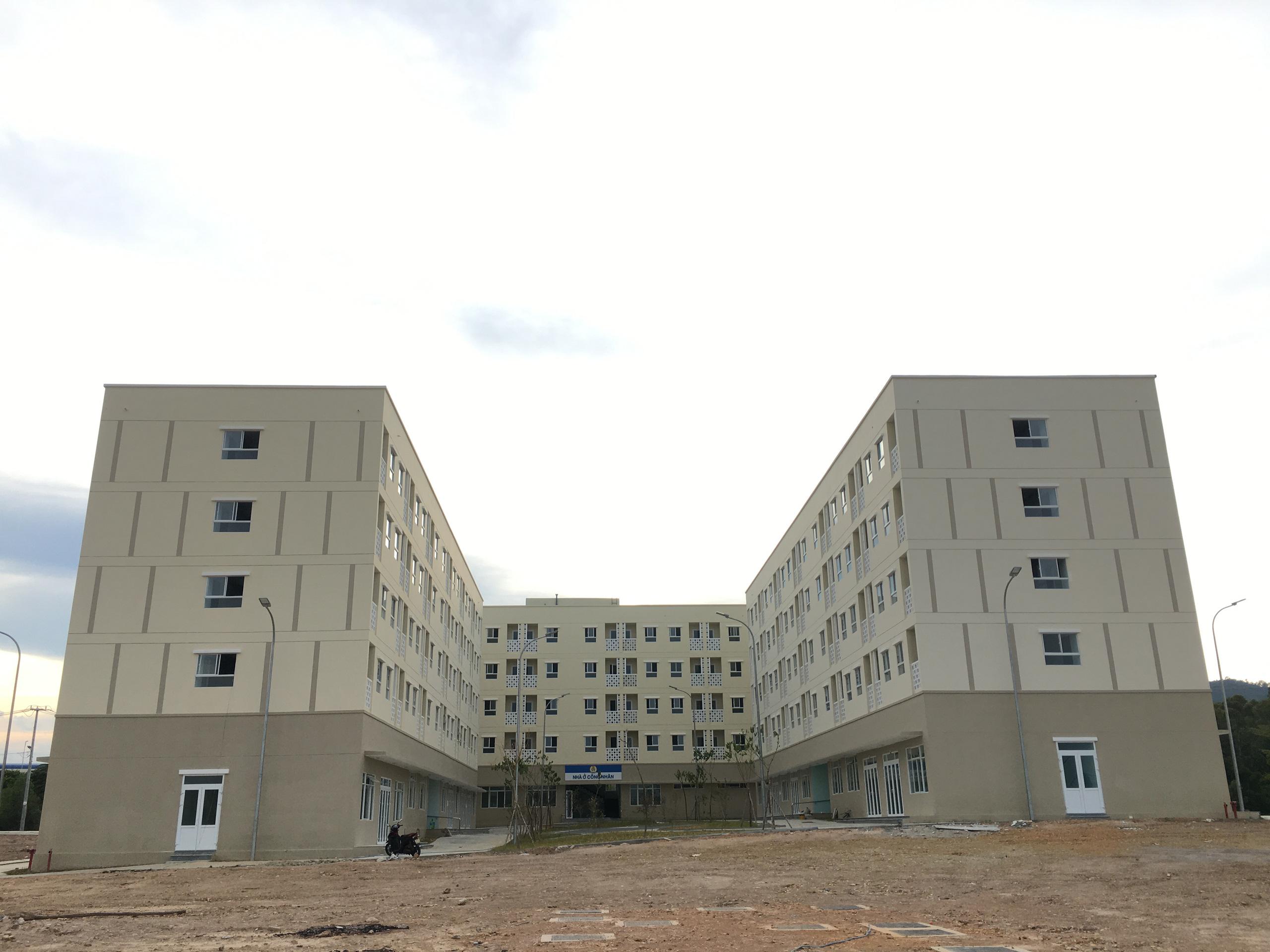 Đà Nẵng sẽ xây dựng chung cư khoảng 320 tỷ đồng với 400 căn cho thuê - Ảnh 1.