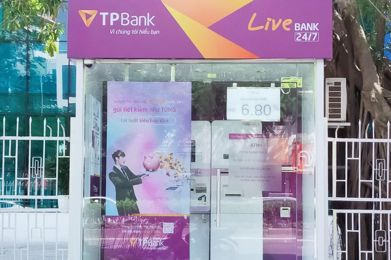 Công ty TNHH SP mua xong 5 triệu cổ phiếu TPBank