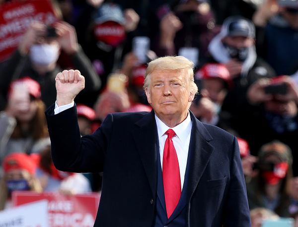 Người ủng hộ ủng hộ tổ chức lễ nhậm chức thứ hai cho ông Trump trên mạng - Ảnh 1.