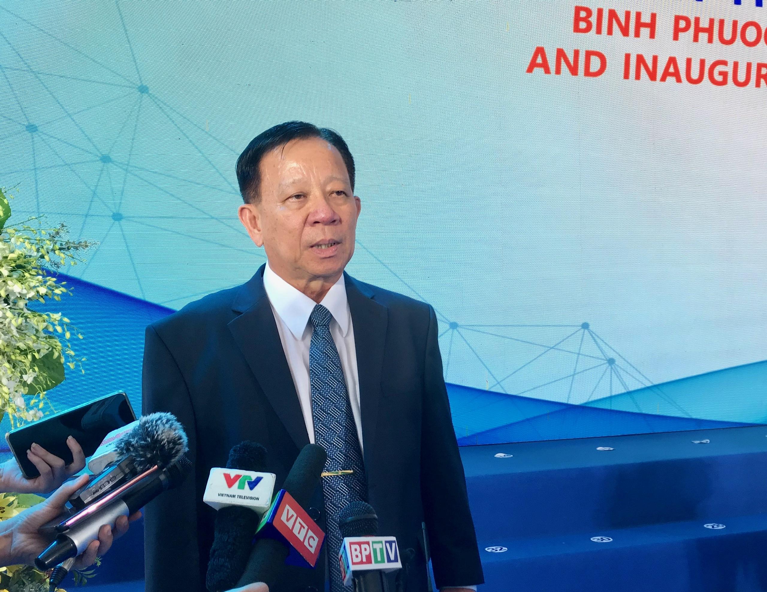 Bình Phước đón làn sóng đầu tư công nghiệp, năng lượng hơn 46.200 tỷ đồng - Ảnh 2.
