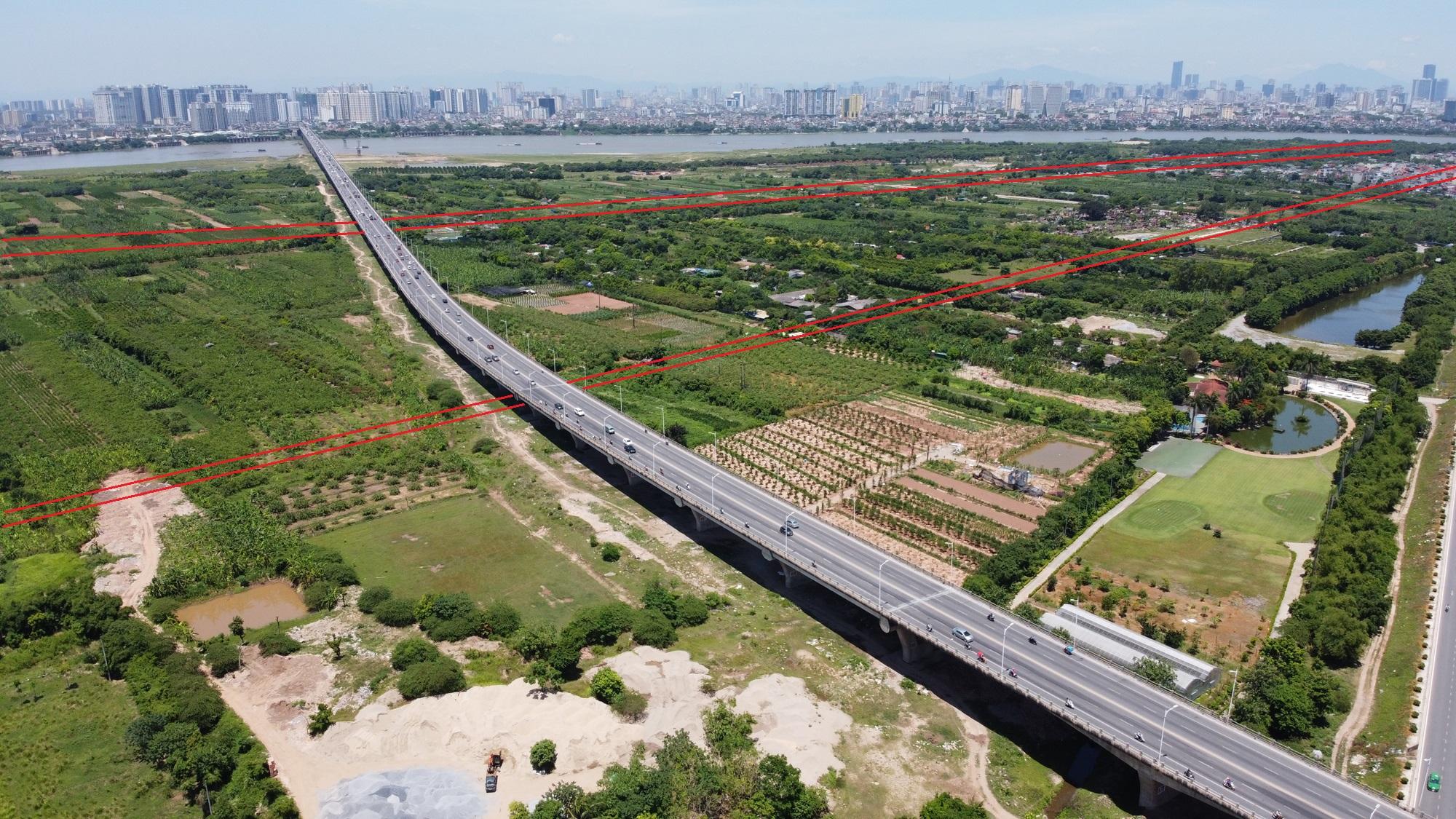 Tháng 1/2021 khởi công cầu Vĩnh Tuy giai đoạn II, hoàn thiện đường vành đai 2 - Ảnh 1.