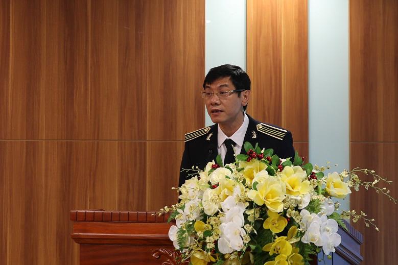 Ông Doãn Anh Thơ giữ chức Phó Tổng Kiểm toán nhà nước