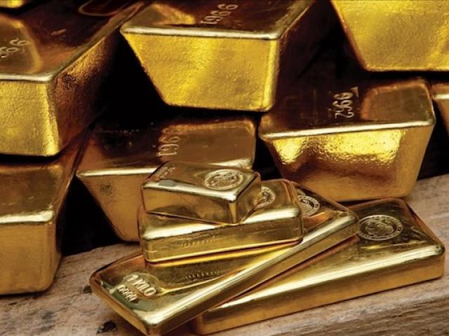 Giá vàng hôm nay 25/12: Vàng SJC tăng liên tục khi đồng USD yếu hơn - Ảnh 1.