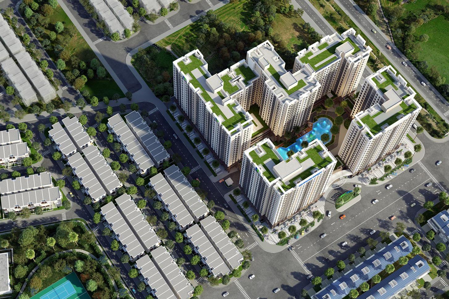 Hai dự án ở khu Đông trong 2021 dự báo sẽ mang lại doanh số lớn cho Khang Điền