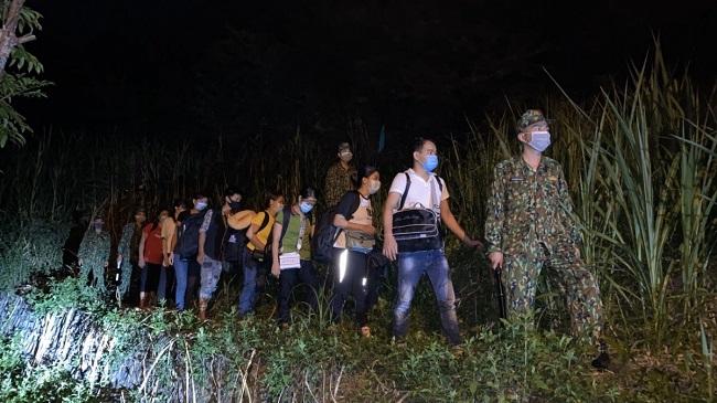Phát hiện 121 trường hợp nhập cảnh trái phép vào Cao Bằng, Hà Giang - Ảnh 1.