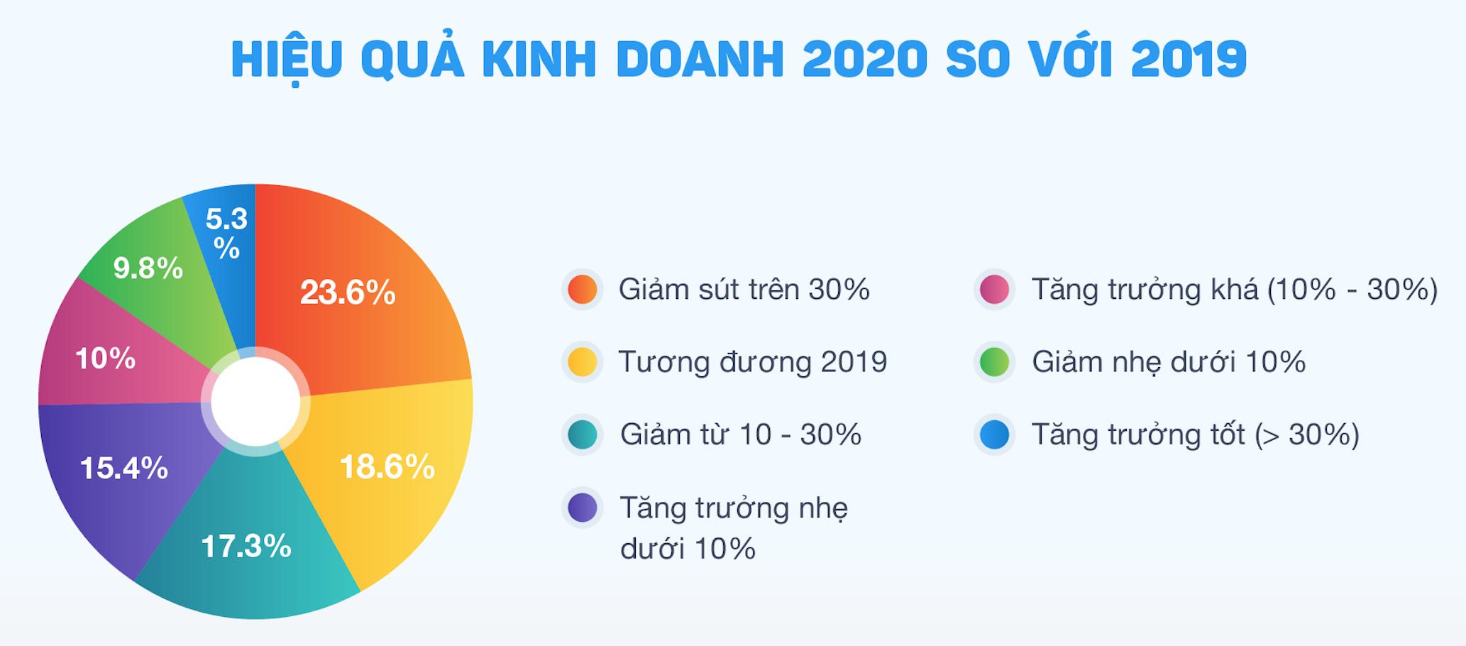 Bán hàng qua kênh thương mại điện tử trỗi dậy trong năm 2020 - Ảnh 1.