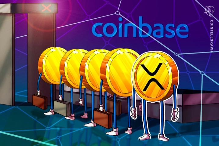 Coinbase, OKCoin cấm giao dịch Ripple trong tháng sau. (Ảnh minh họa: CoinTelegraph).