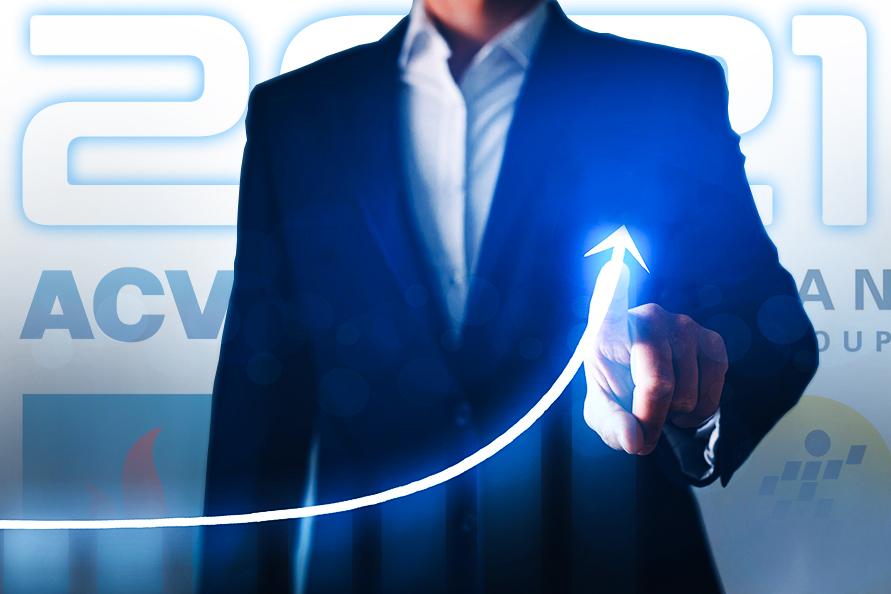 Những doanh nghiệp nào được kỳ vọng tăng trưởng năm 2021? - Ảnh 1.