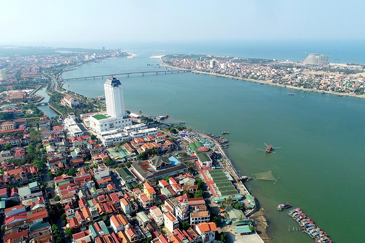 Quảng Bình tìm chủ cho khu đô thị 1.800 tỷ đồng - Ảnh 1.