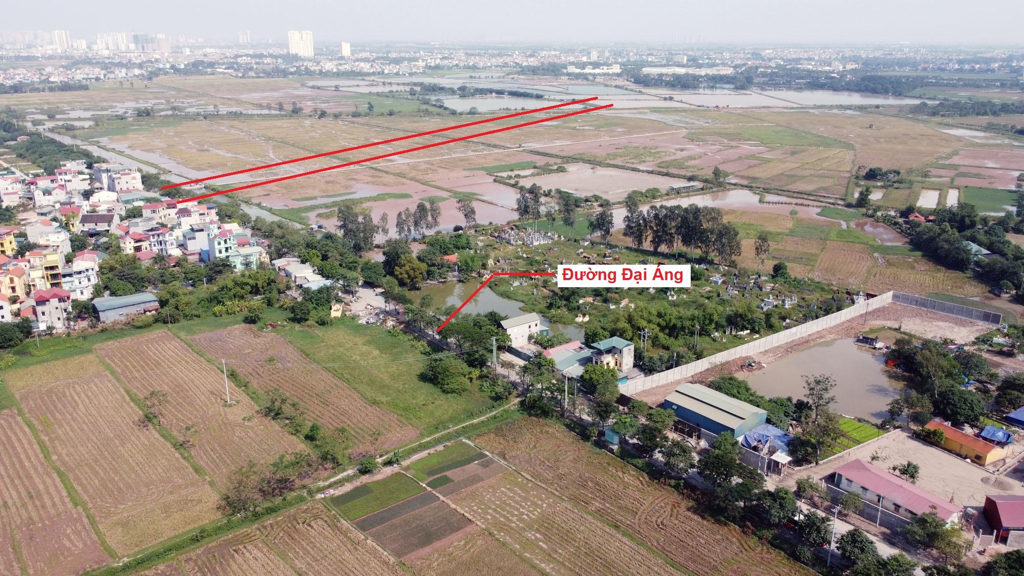 Ba đường sẽ mở theo quy hoạch ở xã Ngọc Hồi, Thanh Trì, Hà Nội - Ảnh 13.