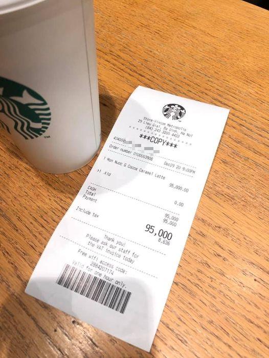 Starbucks gây thất vọng vì thái độ phục vụ yếu kém của nhân viên - Ảnh 3.
