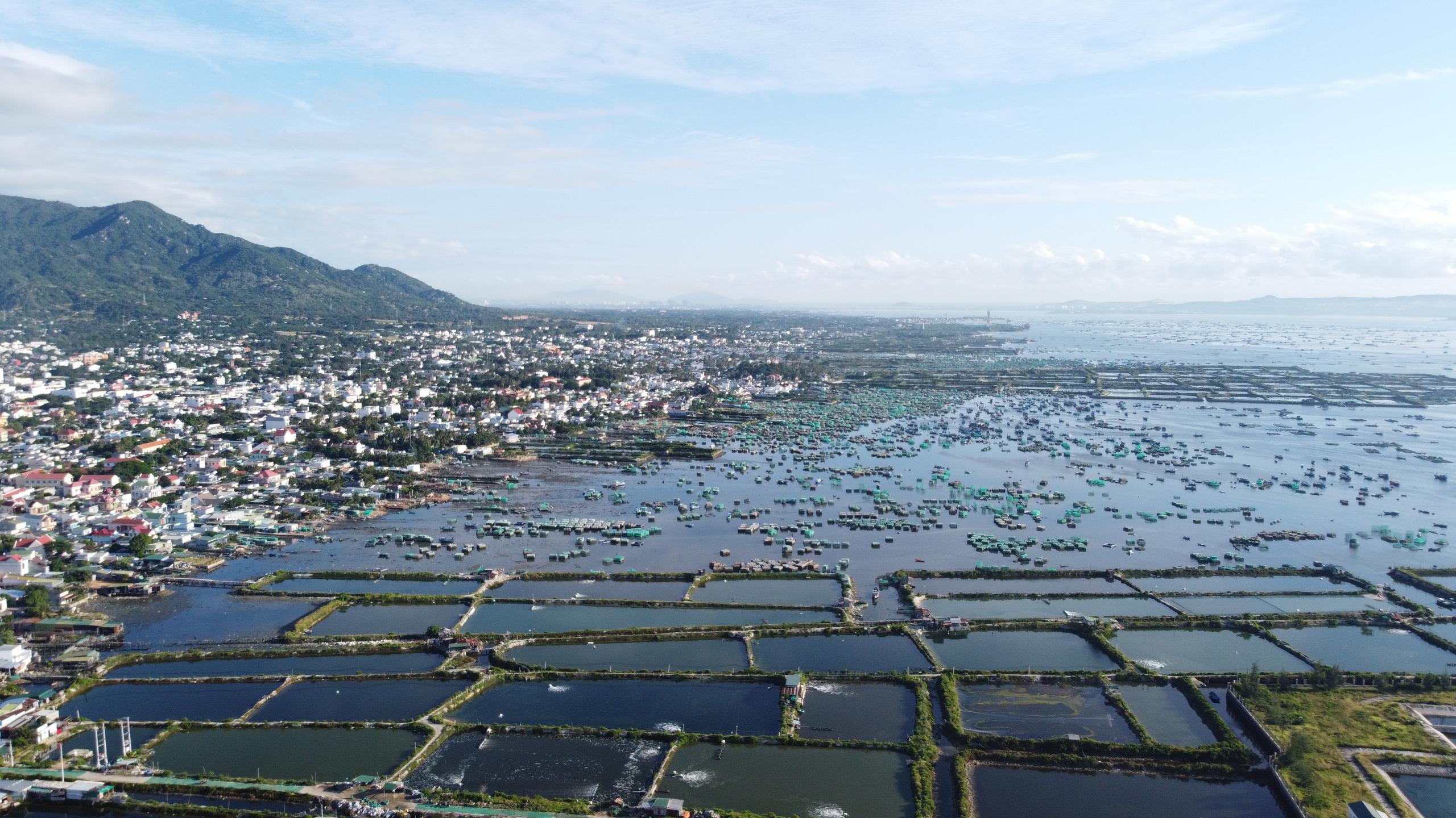 Điều chỉnh qui hoạch Khu đô thị ven vịnh Cam Ranh rộng hơn 1.300 ha - Ảnh 1.