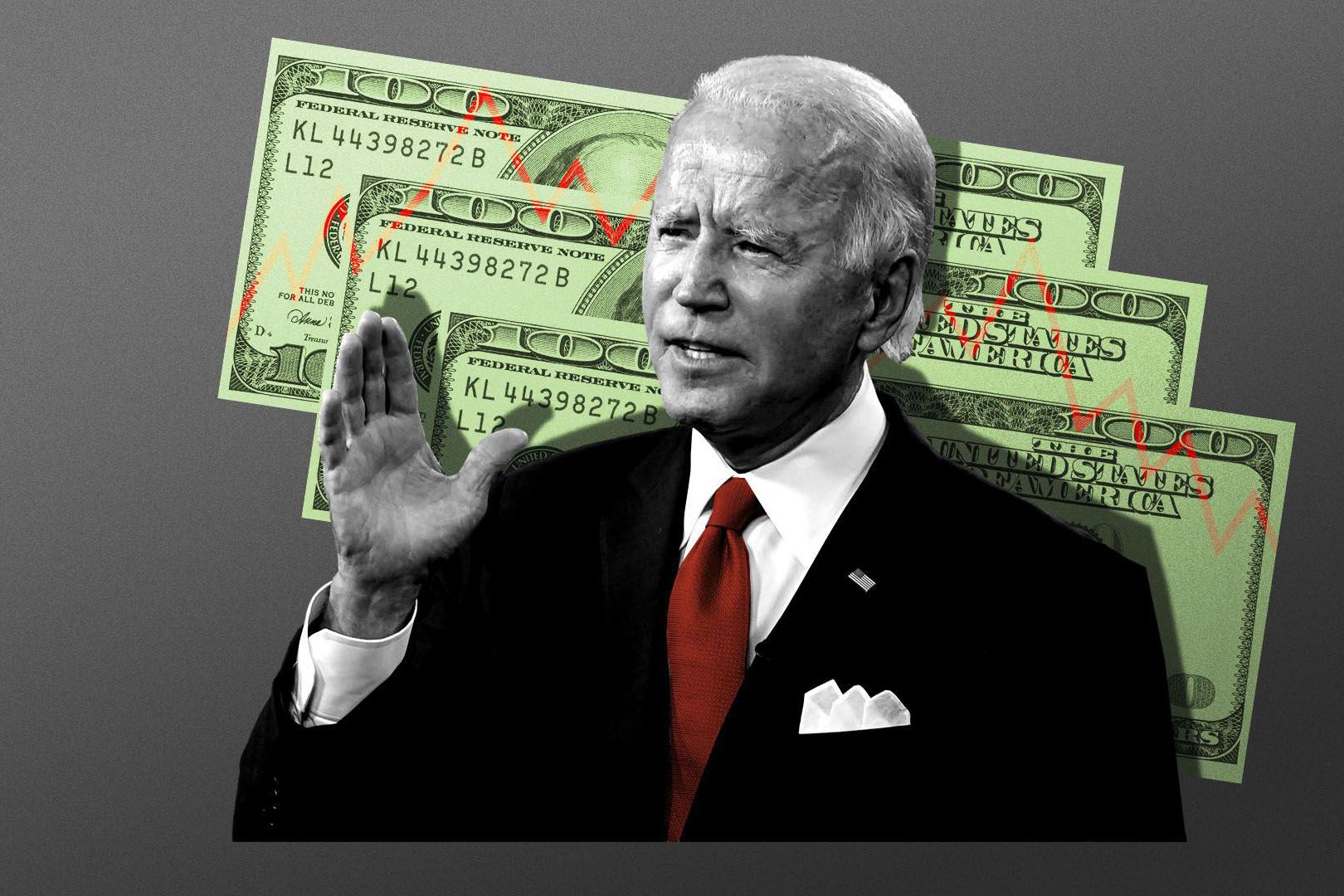 Ông Biden sẽ phát thêm 1.200 USD cho mỗi công dân Mỹ