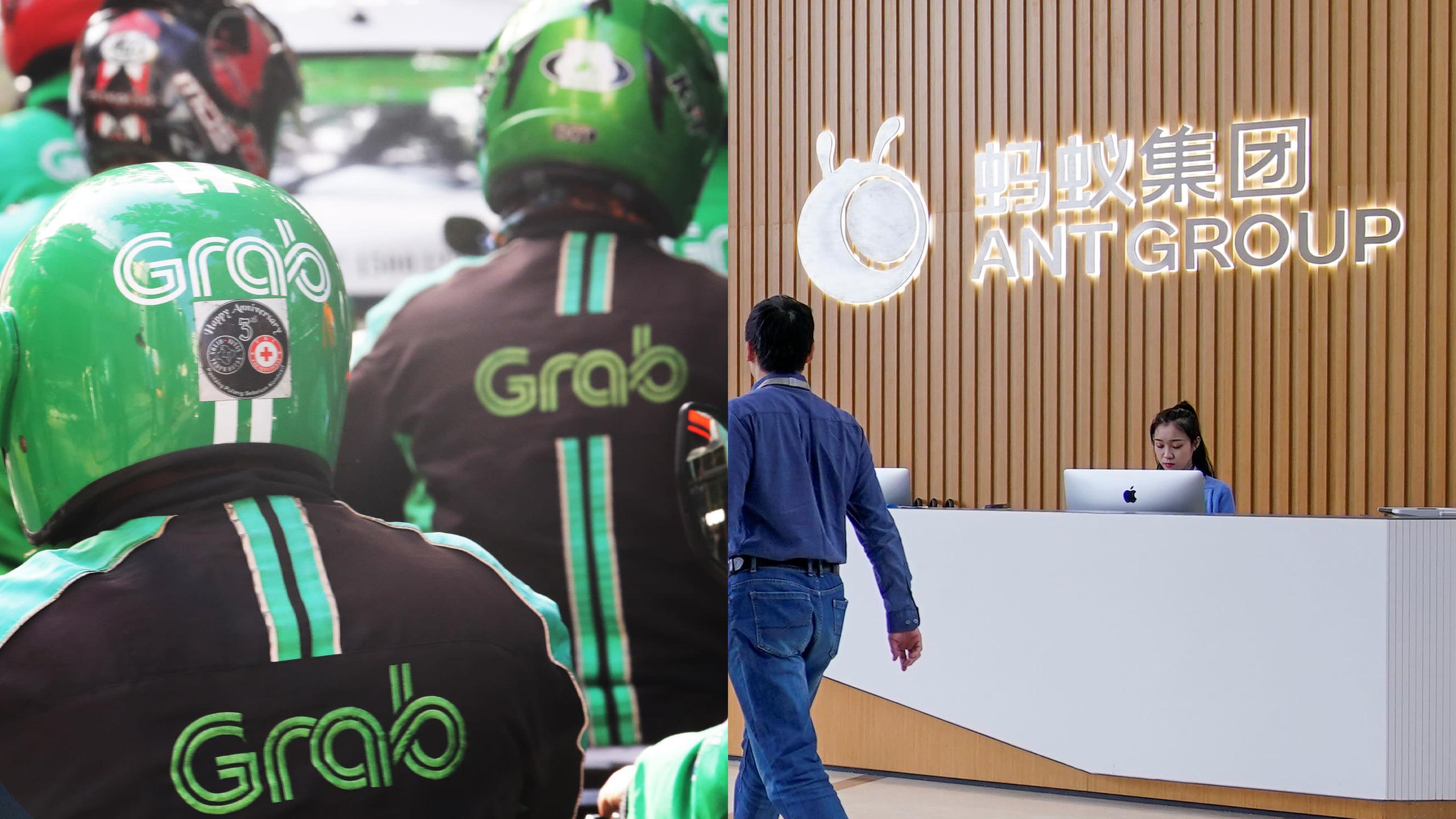 Grab và Ant Group được cấp phép mở ngân hàng số ở Singapore - Ảnh 1.