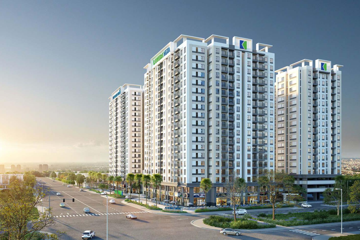 Chung cư của Khang Điền, Him Lam, Thuduc House... tại TP HCM đồng loạt tăng giá