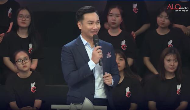 MC Thành Trung: Làm ăn dựa vào người khác rất khó thành công - Ảnh 1.