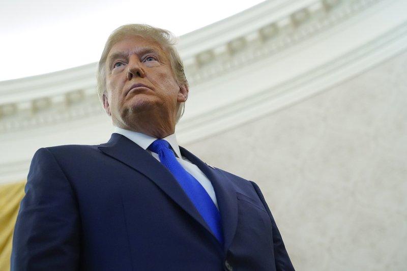 Ông Trump lần đầu chấp nhận kết quả bầu cử, lên án những kẻ bạo loạn - Ảnh 1.