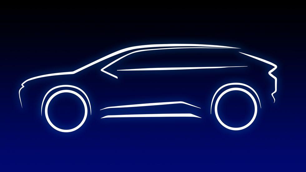 Toyota sẽ ra mắt chiếc SUV chạy điện trong vài tháng tới - Ảnh 1.