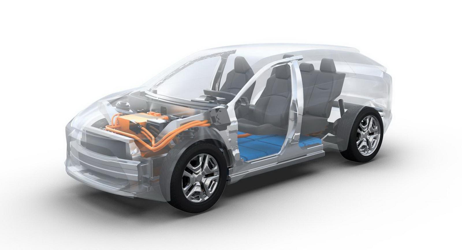 Toyota sẽ ra mắt chiếc SUV chạy điện trong vài tháng tới - Ảnh 2.