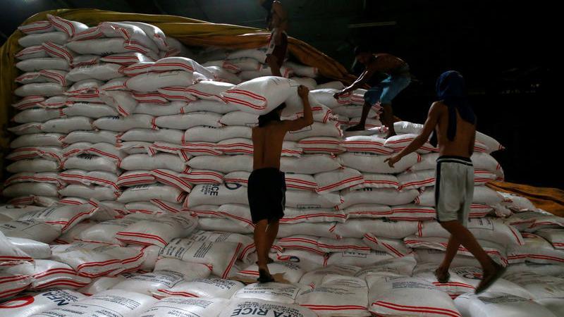 Giá gạo xuất khẩu châu Á biến động trái chiều tuần qua - Ảnh 1.