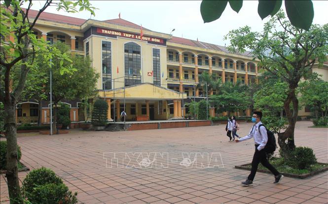Dịch COVID-19: Học sinh không đến trường nếu còn nguy cơ cao - Ảnh 1.