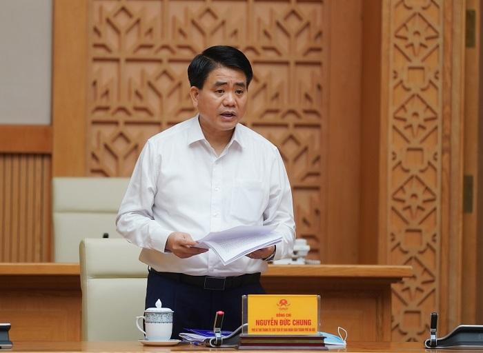 Hà Nội muốn nới lỏng giãn cách xã hội, có cơ chế đặc thù về ngân sách và đầu tư - Ảnh 1.