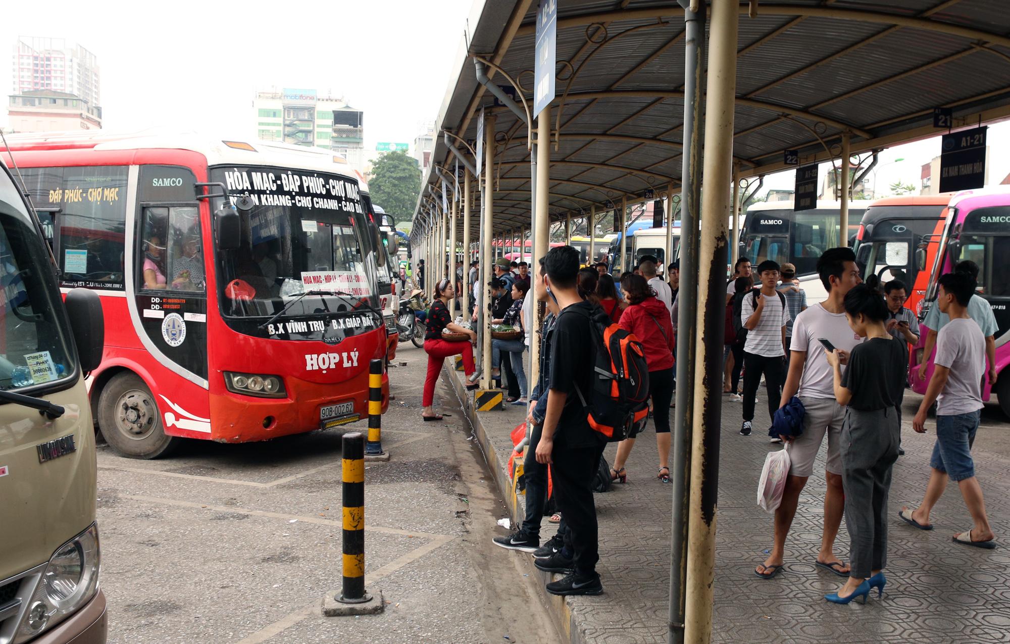 Sở GTVT Hà Nội lên tiếng về việc mở thêm tuyến xe khách chạy ban đêm - Ảnh 1.