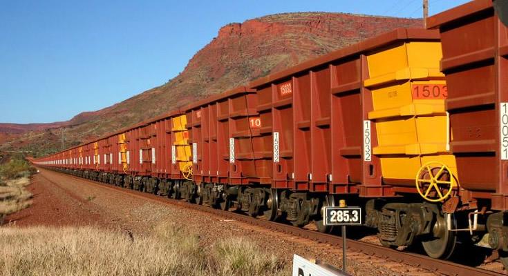 Giá thép xây dựng hôm nay (20/4): Giá quặng sắt tăng khi sản xuất thép ổn định - Ảnh 1.
