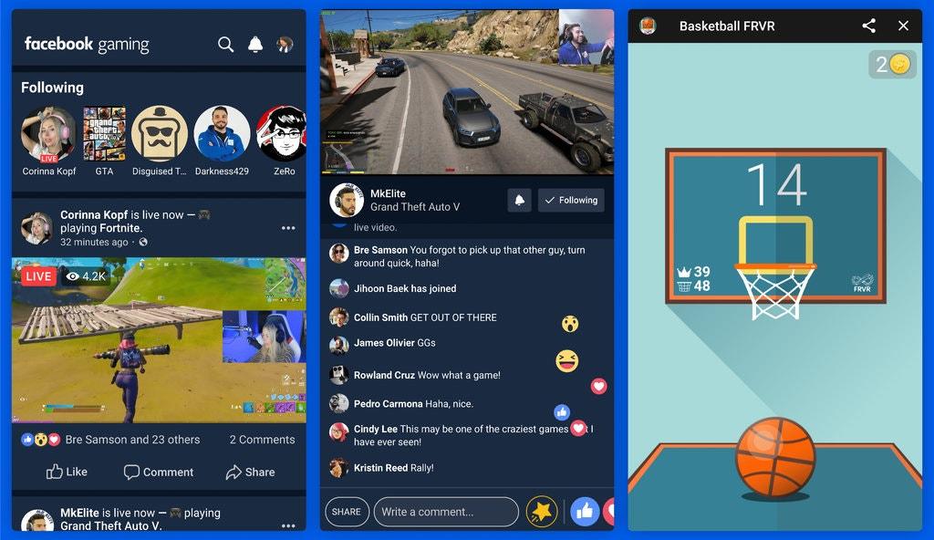 Tận dụng người dân ở nhà vì COVID-19, Facebook ra mắt ứng dụng Facebook Gaming - Ảnh 2.