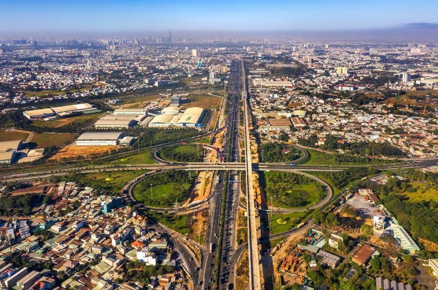 Dự báo tiềm năng tăng giá mạnh với các dòng sản phẩm đô thị sinh thái phía Đông - Ảnh 1.