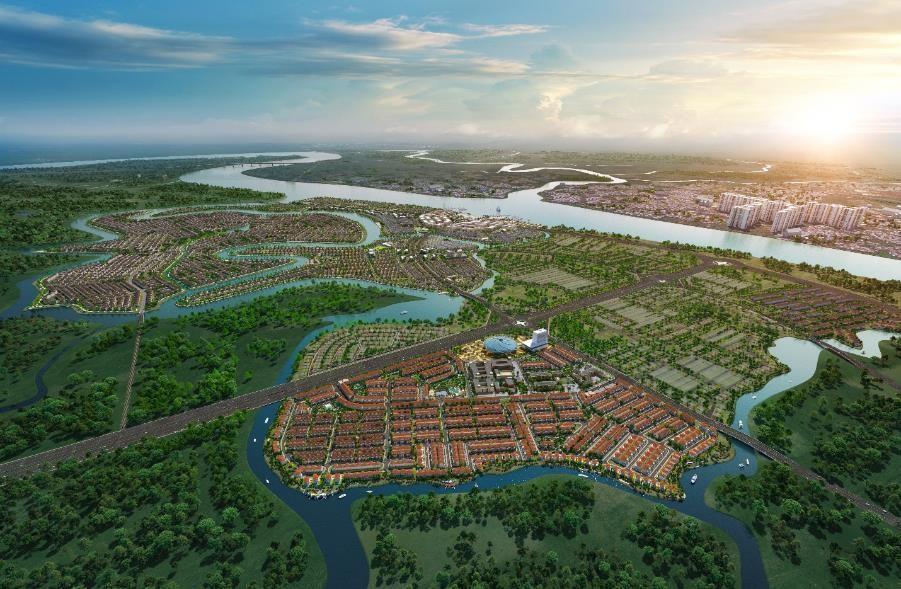 Dự báo tiềm năng tăng giá mạnh với các dòng sản phẩm đô thị sinh thái phía Đông - Ảnh 2.