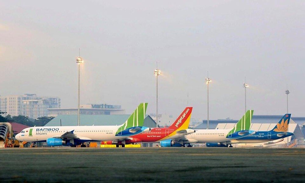 Đề xuất khai thác 20 chuyến bay nội địa/ngày sau đợt cách li xã hội lần 2 - Ảnh 1.