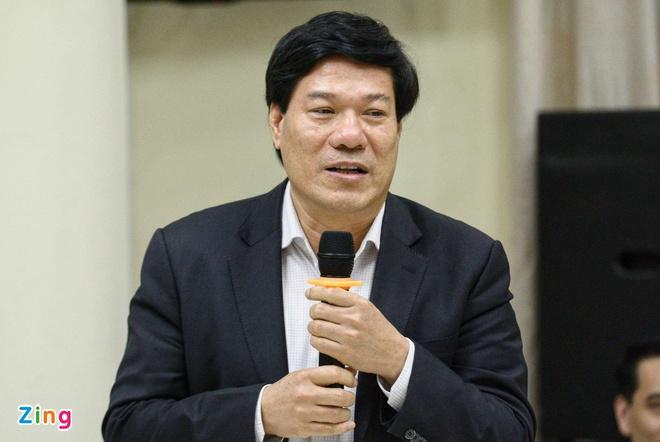 Giám đốc CDC Hà Nội từng đề xuất mua nhiều máy móc trước khi bị bắt - Ảnh 1.