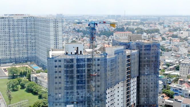 Cuộc đua của hàng loạt cao ốc 'đu bám' dọc tuyến Metro Bến Thành - Suối Tiên - Ảnh 14.