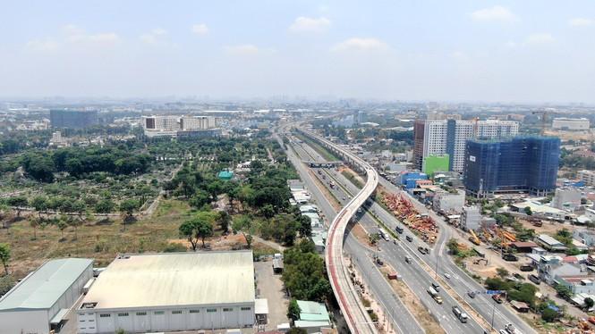 Cuộc đua của hàng loạt cao ốc 'đu bám' dọc tuyến Metro Bến Thành - Suối Tiên - Ảnh 17.