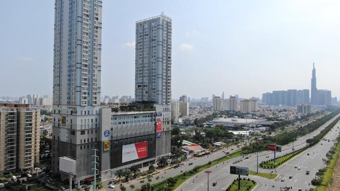 Cuộc đua của hàng loạt cao ốc 'đu bám' dọc tuyến Metro Bến Thành - Suối Tiên - Ảnh 8.